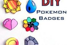 Pokemon Crafts and More / I choose you, Pikachu! As an avid Pokemon Go player, I have a lot of fun sharing these Pokemon pins with you. Pokemon crafts, Pokemon recipes