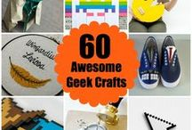 Geek DIY / Level up in your life with some of these geek DIY projects.
