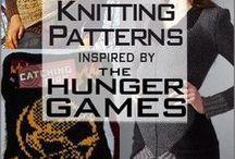 Hunger Games Crafts and More / Explore Panem along with Katniss, Gale and Peeta by living vicariously through these Hunger Games pins.