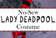 Deadpool Food, Crafts and DIY / Love wisecracking Deadpool? Have fun with these crafts, recipes and more.