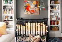 kids rooms/nurseries / by riru mc