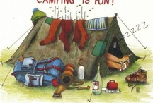 Camping / by Maxine Charis