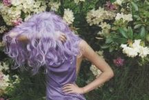 I live for beautiful hair / by Abigail Brown