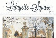 Lafayette Square Style / by Design Extra