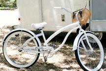Let's go biking / My husbands favorite! / by Michelle Van Dyke