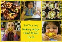 Baking with Kids: Savoury