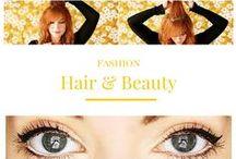 FASHION: Hair & beauty