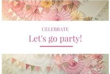 CELEBRATE: Let's go party