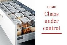 HOME: Chaos under control