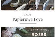 CRAFT: Papierowe Love