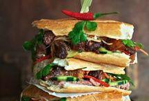 Sandwiches  / by Kitty Johnson