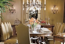 Dining Rooms I Like / by Kitty Johnson