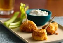 Small Bites / Appetizer and small plate recipes