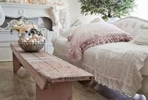 Country Rustic / All things with a rustic flair, lots of woods and metals.