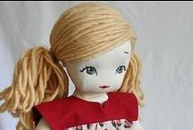 Dolls / by Susan Grosor