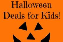 Halloween / by Out to Eat with Kids
