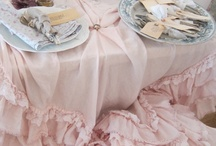 Set A Pretty Table / It's all about presentation! / by Michelle Van Dyke