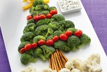Christmas food / by Maxine Balfour