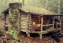 Log Cabins, Covered Bridges, and Mountains...oh my!