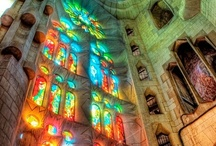 Stained Glass Windows & Crosses