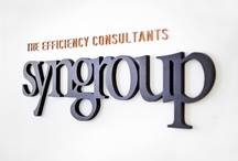 Syngroup // Branding by moodley brand identity