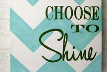 One Little Word.... SHINE