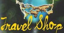 // TRAVEL SHOP / www.seattlestravelshop.com