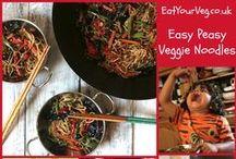 Eat Your Veg! Recipes