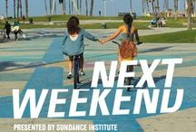#NEXTWEEKEND / In recent years, one has needed to look no further than the NEXT <=> section of the Sundance Film Festival to witness films with a penchant for innovative storytelling and a blatant disregard for boundaries. Now, that renegade filmmaking spirit is coming to Los Angeles in the form of four-day NEXT WEEKEND film festival, Aug. 8-11, 2013. http://www.sundance.org/next / by Sundance Film Festival