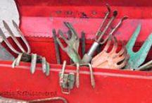 Flea Market Finds / Junky, rusty and fabulous finds from flea markets.
