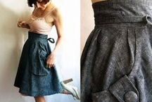 Sewing-clothing for me / by Armida