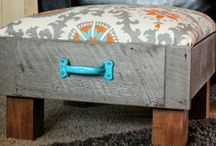 Repurpose / Lots of re-purposing and recycling ideas