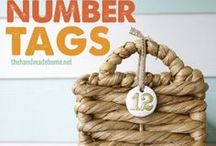 Numbers / All things that are numbered