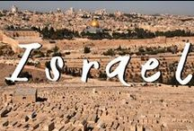 // ISRAEL / October 8-15, 2013 / by Seattle's Travels