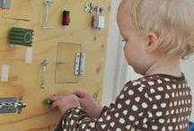 montessori activities for babies, toddlers and preschoolers / Setting up Montessori activities for babies, toddlers and preschoolers / by The Montessori Notebook + Jacaranda Tree Montessori