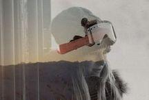 ❄ Snowboarding ❄