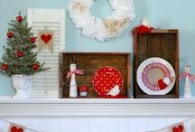 Be My Valentine / Love and red ideas