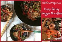 Easy Savory Makes for Kids