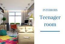INTERIORS: Teenager room