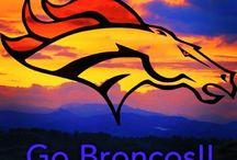 Love my Broncos / Football / by Kris Baldwin