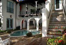 My Spanish Style Home / Spanish Style Hacienda