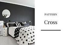 PATTERN: Cross / nordic cross pattern