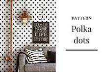 PATTERN: Polka dots