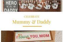 CELEBRATE: Mummy & Daddy