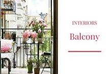 INTERIORS: Balcony