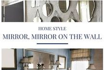 HOME STYLE: Mirror