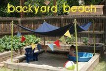kids outdoor activities / by riru mc