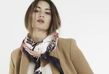 #ScarfbyPromod / Printed Scarves by Promod Boutique Française