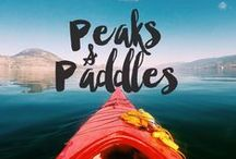 // PEAKS & PADDLES / by Seattle's Travels