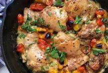 Easy Dinner Recipes / Easy Dinner Recipes